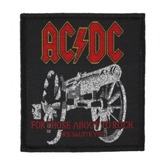 Zakrpa AC / DC - FOR THOSE ABOUT TO ROCK - RAZAMATAZ, RAZAMATAZ, AC-DC